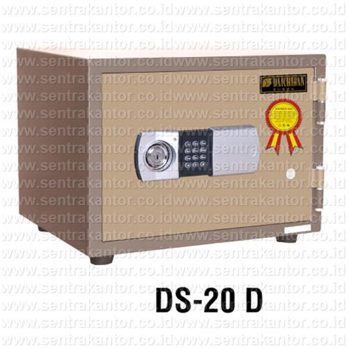 Brankas Daichiban Fire Resistant Digital Safe DS – 20 D