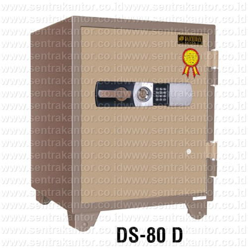 Brankas Daichiban Fire Resistant Digital Safe DS – 80 D