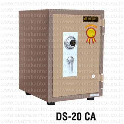 Brankas Daichiban Fire Resistant Safe DS-20 CA