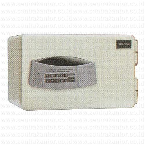brankas digital fire proof home safe uchida type htls-23e