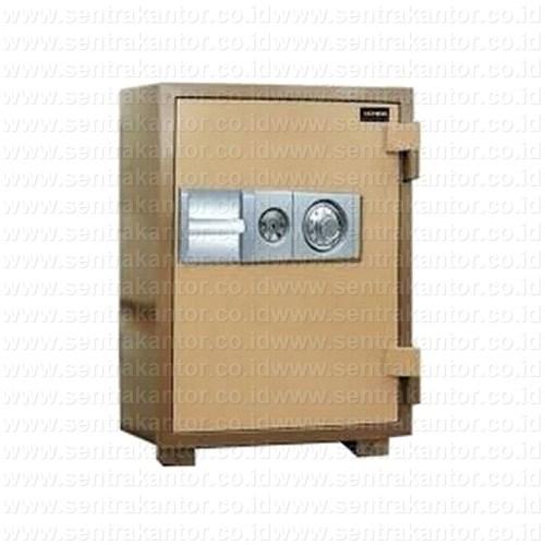brankas fire proof document safe uchida type bk-172 changeable