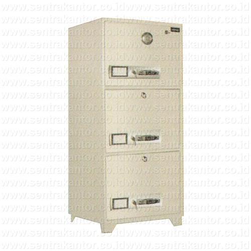 filling cabinet fire proof safe uchida type b4-3d