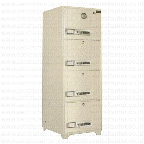 filling cabinet fire proof safe uchida type b4-4d