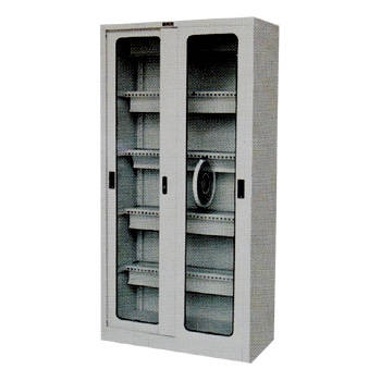 lemari-arsip-pintu-sliding-kaca-rak-penggantung-alba-sdg-206-3d