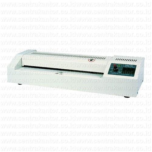 mesin laminating topas type fgk-330