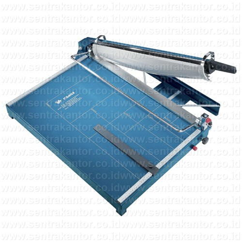 mesin pemotong kertas dahle type 567