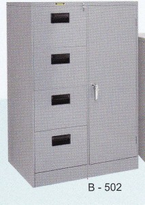 Direction Cabinet 4 Laci