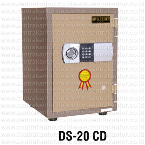 Brankas Daichiban Fire Resistant Digital Safe DS – 20 CD