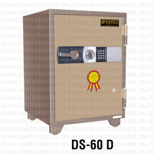 Brankas Daichiban Fire Resistant Digital Safe DS – 60 D