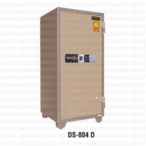 Brankas Daichiban Fire Resistant Digital Safe DS – 804 D