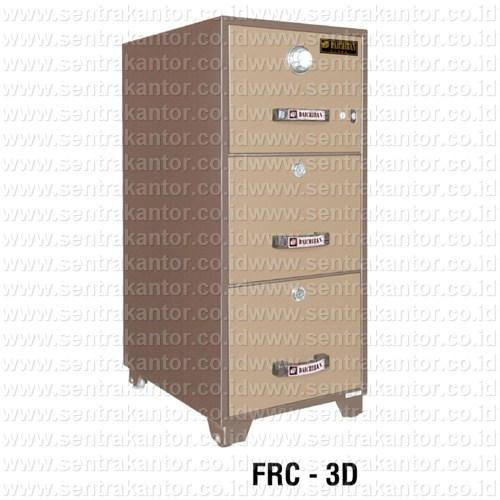 Fire Resistant Filling Cabinet Daichiban FRC - 3D