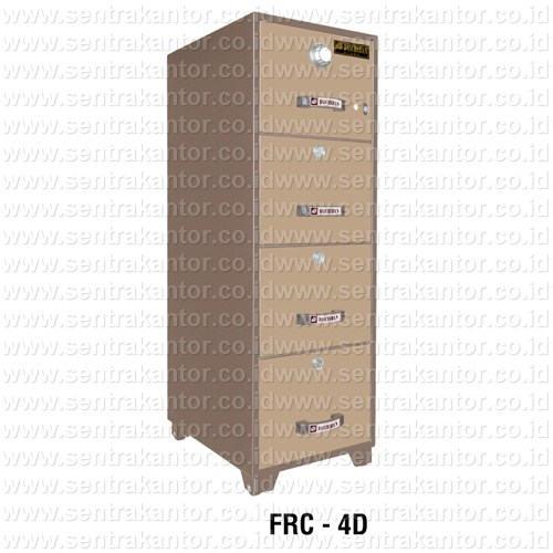 Fire Resistant Filling Cabinet Daichiban FRC - 4D