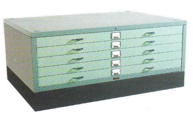 Horizontal-Plan-File-Cabinet-Lion-l-23a