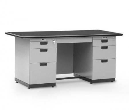Single-Pedestal-Desk-Alba-DP-402-L-450x384