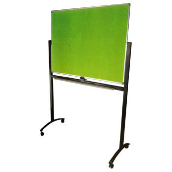 Soft Board (Pin Board) Sentra bludru (Stand)