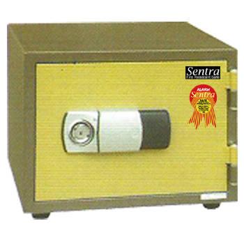 brankas fire resistant digital safe sentra type sb-20d sa