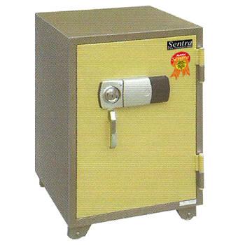 brankas fire resistant digital safe sentra type sb-60d sca