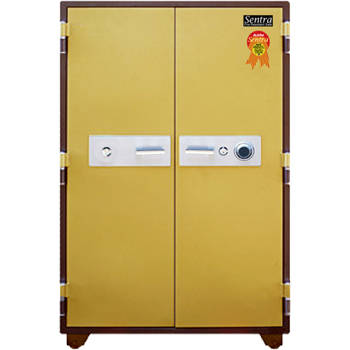 brankas fire resistant safe sentra type sb-807 sca