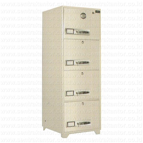 filling cabinet fire proof safe uchida type b4-4d