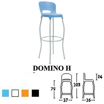 kursi bar & cafe savello type domino h