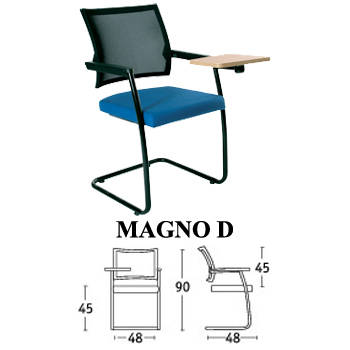 kursi kuliah savello type magno d