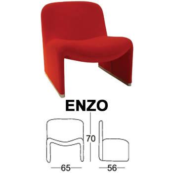 kursi sofa chairman type enzo