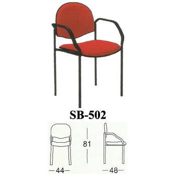kursi susun subaru type sb-502