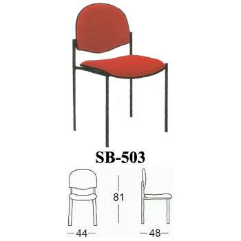 kursi susun subaru type sb-503