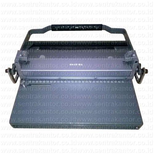 mesin binding (jilid) topas type td 2740