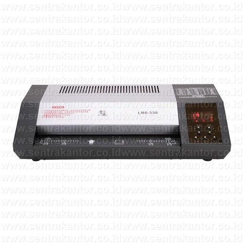 mesin laminating topas type lm6-330