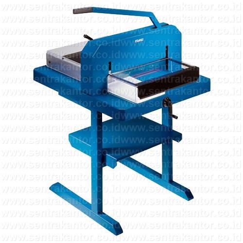 mesin pemotong kertas dahle type 848