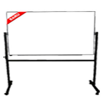 papan-tulis-whiteboard-stand-single-face-sanko-120-x-240