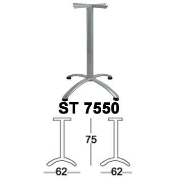 stand meja bar & restoran chairman type st 7550